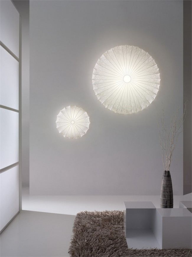 L mpara pl muse plaf n de techo y pared de axo light - Lamparas de plafon techo ...