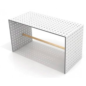 Banco 3 + Bench de Zieta