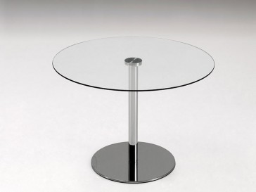 Mesa Planet Redonda Cristal de TDZ Collection en Tendenza Store