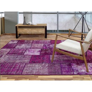 Alfombra Patchwork 13RE Violetta de Parentesi Quadra en Tendenza Store