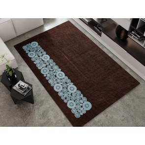 Alfombra Timeless Brown de Parentesi Quadra en Tendenza Store
