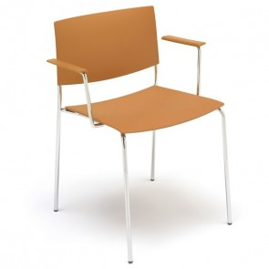 Silla Sit Arms de Andreu World