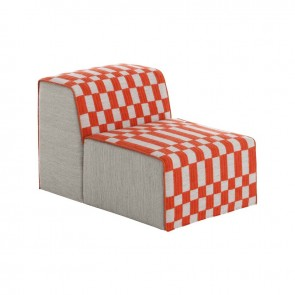 Puff Chair Bandas B Orange de Gan-Rugs en Tendenza Store
