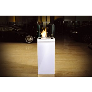 Chimenea High Flame 1.7 L estufa de Radius Design