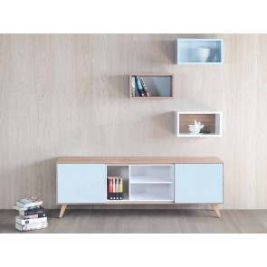 Mueble de TV Nordic 160, pata drita de TDZ Collection en Tendenza Store