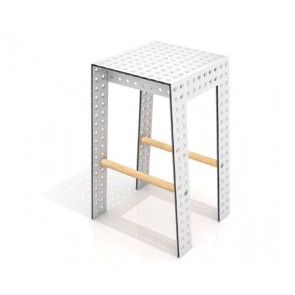 Taburete 3 + Bar Stool de Zieta