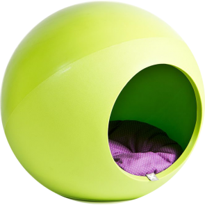 Caseta para mascota Bubble Verde de TDZ Collection